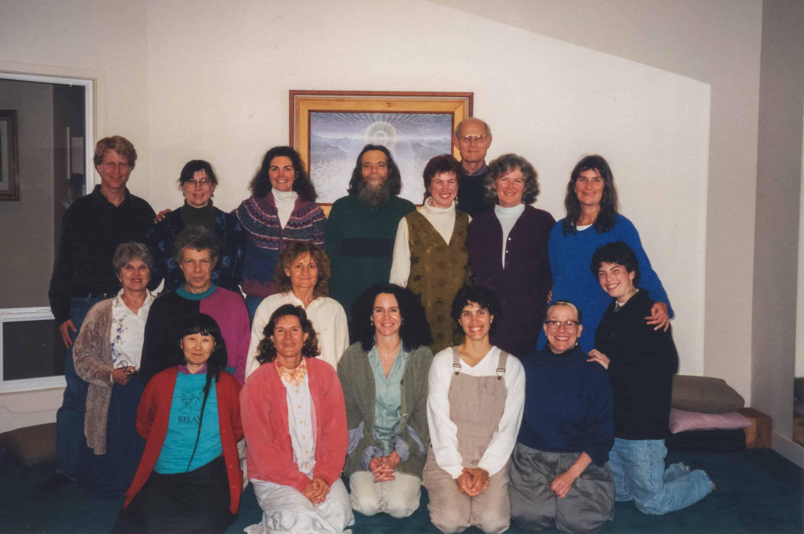 First Ashland Gangaji Satsang group